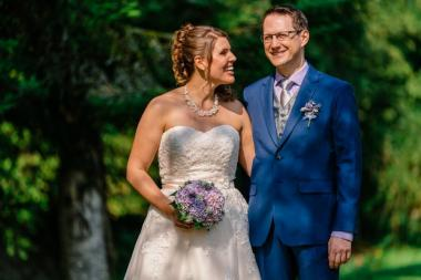 Heiraten in Uster Sabine und Guido