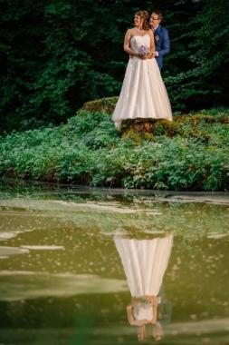 Heiraten in Uster Park Wald